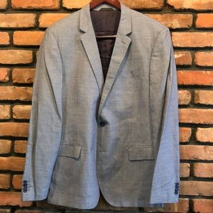 Hugo Boss blue blazer